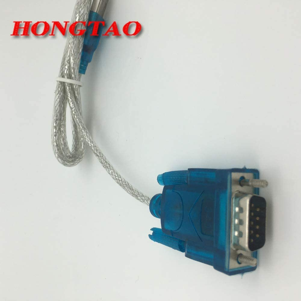 Cable Length: only Cable ShineBear USB to RS232 Male Cable USB to Serial Port Holes 9 Holes USB to DB9 Male 9 pin DB9 Cable Adapter Support Wholesale Computer