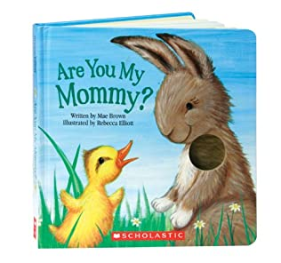 book cover of Are You My Mommy?