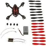 The Hubsan X4 H107C Quadcopter Black/...