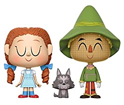 Funko Vynl: The Wizard Of Oz Dorothy & Scarecrow Collectible Figure 2 Pack
