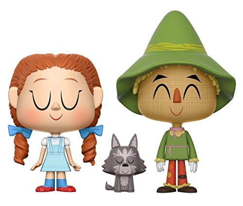 Funko Vynl: The Wizard of Oz - Dorothy & Scarecrow 2Pk Collectible Figure 2 Pack]()