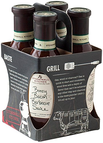 Stonewall Kitchen Grill Sauce Caddy