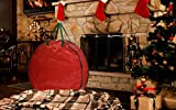 "Christmas Wreath Storage Bag - 30"" X 7"" - Durable"