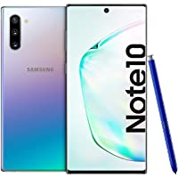 Samsung Galaxy Note 10 Dual SIM - 256GB, 8GB RAM, Dual SIM, Aura Glow, UAE Version