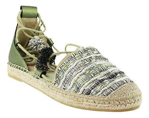 Vidorreta Women's Fashion Sandals green Grün Grün 4gaqjkCb
