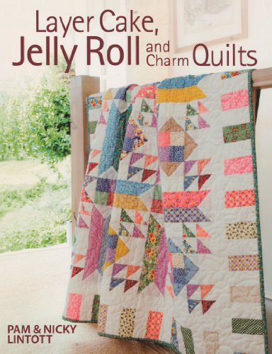 Layer Cake, Jelly Roll & Charm Quilts - Jelly Roll Quilts