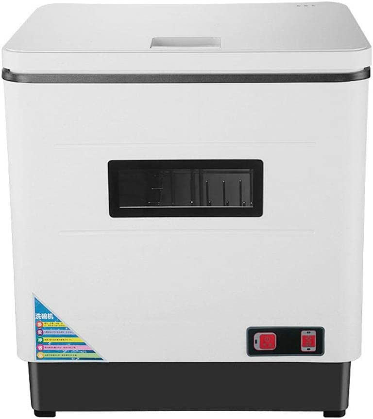 110V-uns Automatic Countertop Dishwasher - Portable Mini Dish Washer bei Stainless Steel