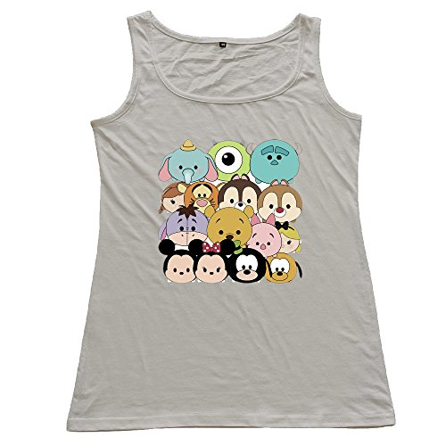 Price comparison product image Womens Tsum Tsum Game Tank Tops.