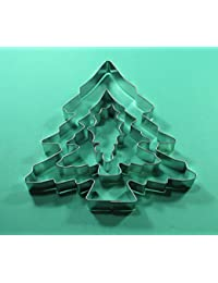 Want Christmas Tree Cookie Cutter Bundle Group-A Trees occupation