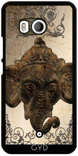Funda para Htc U11 - India Elefante by nicky2342