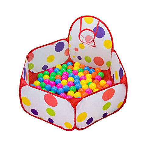 Tech Traders Big-pitball Kids Tent Toddler Ball Pit Tech Traders®
