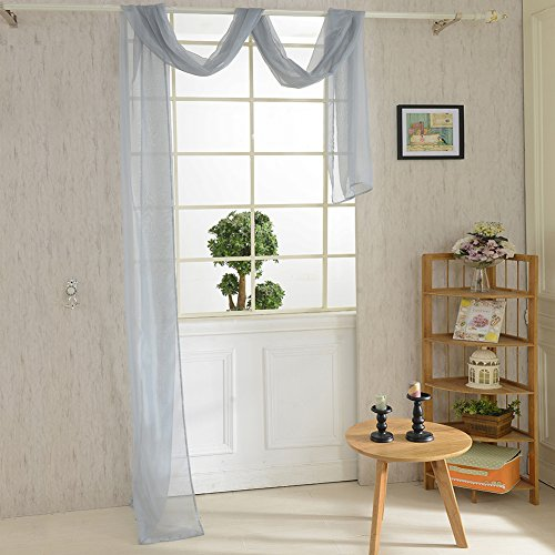 Edal Sheer Curtain Panel Window