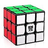 D-FantiX Moyu Weilong GTS2 3x3 Speed Cube, Moyu Weilong GTS V2 3x3x3 Magic Cube 3x3x3 Puzzle Black