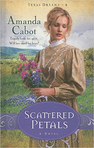 Book Scattered Petals (Thorndike Christian Historical Fiction)