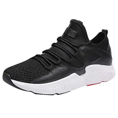 3666cfaae5e4a3 Plot Sommer Herren Sneaker Mode Casual Schuhe Soft Breathable Mesh ...