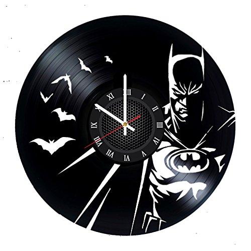 Batman Arkham Knight Vinyl Record Wall Clock Gift