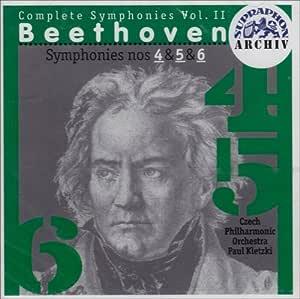 Symphonies 4-6: Coriolan Overture
