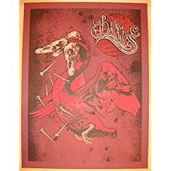 2012 Baroness - Artist Edition Tour Poster by Baizley & Horkey