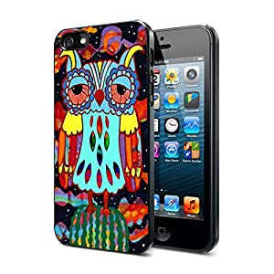Owl Be High - Apple iPhone 4/4s Black Case