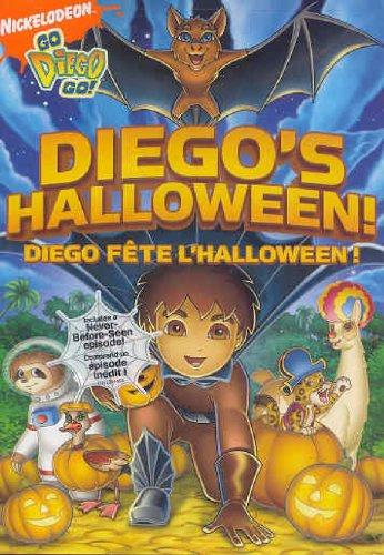 Go Diego Go! Diegos Halloween (Fs)