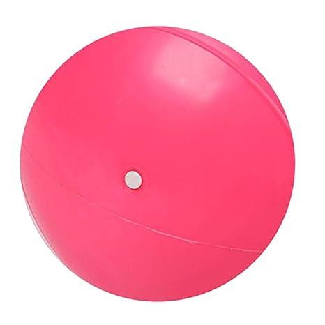 Beetest Pelota de Gimnasia Cacahuete Forma Anti-Burst Balón ...