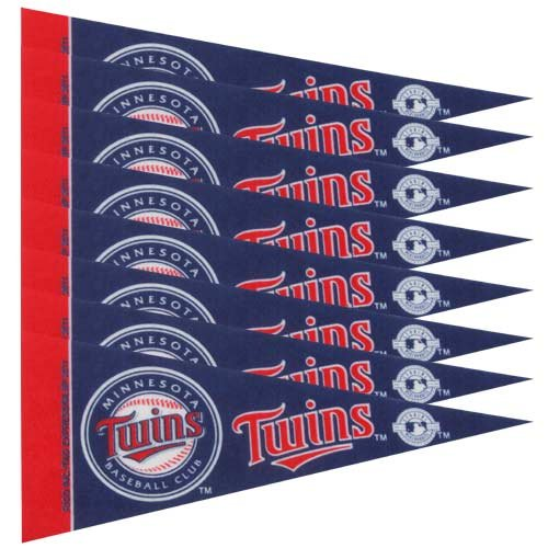 Minnesota Twins Pennant - 7