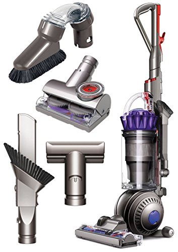 Dyson Ball Animal Bagless Upright Vacuum Cleaner + Tangle-Free Turbine Tool + Multi-Angle Brush + Stair Tool + Combination Tool