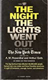 download ebook the night the lights went out: the big blackout.... pdf epub