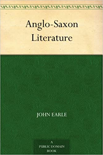 Download Anglo-Saxon Literature PDF, azw (Kindle), ePub
