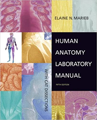 Amazon Human Anatomy Lab Manual With Cat Dissections 5th