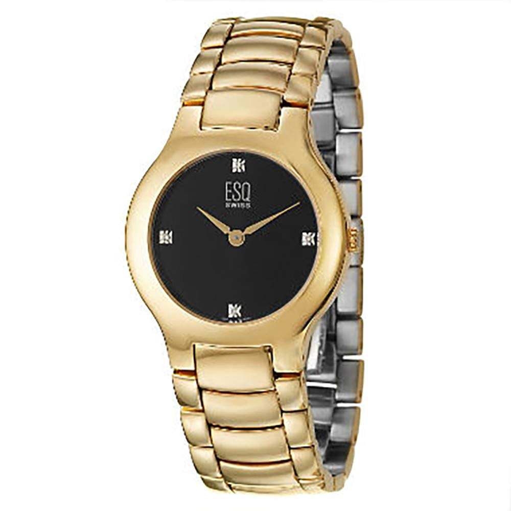 ESQ Verve Quartz Male Watch 07301190 (Certified Pre-Owned)