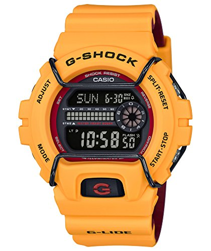- CASIO G-SHOCK G-LIDE GLS-6900-9JF MENS JAPAN IMPORT