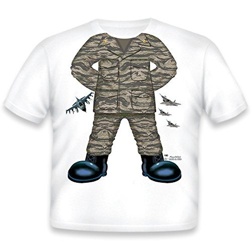 Air Force Toddler T-shirt - 5