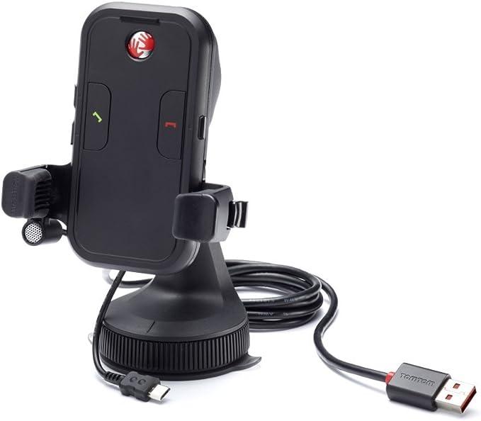 Tomtom Hands Free Car Kit Freisprecheinrichtung Auto Für Iphone Elektronik