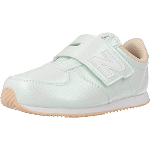 952922c1a78b4 New Balance Girl Shoes, Colour Green, Brand, Model Girl Shoes IV220 M2  Green: Amazon.co.uk: Shoes & Bags