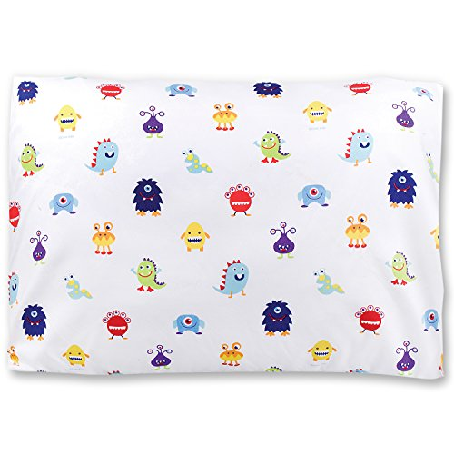 [Olive Kids Monsters Pillow Case Bedding] (Pillowcase Dress Costume)
