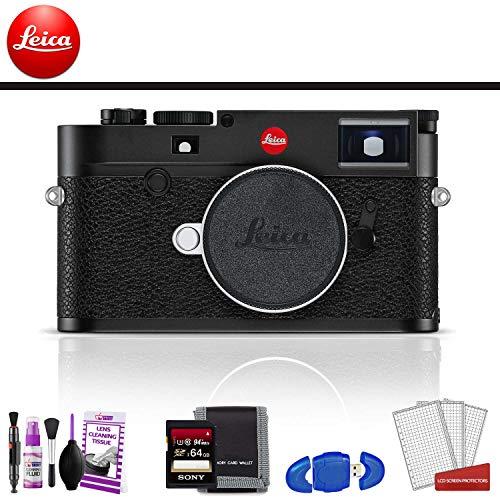 Leica M10 Digital Rangefinder Camera (Black) Intermediate Accessory - Rangefinder Leica Digital