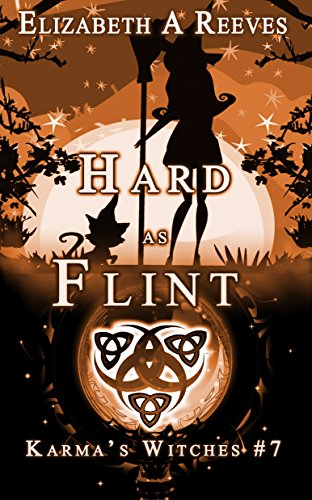 Hard as Flint (Karma's Witches Book 7) (English Edition)
