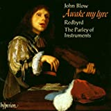 Blow: Awake my lyre (English Orpheus Vol 20) /Redbyrd · Parley of Instruments · Holman
