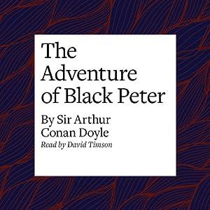 The Adventure of Black Peter Audiobook