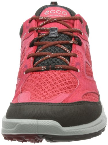 Ecco Biom Ultra - Zapatos de cordones Rojo (Rot (DARK SHADOW/TEABERRY/PORT 58412))