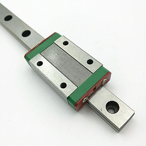 TEN-HIGH CNC Parts MR12 MGN12 Miniature Linear Guide Rail Way Slide 600mm+MGN12H Slider Miniature Linear Motion Guide Way