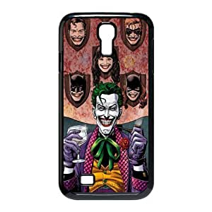 Joker Batman Samsung Galaxy S4 i9500 Case Cover Protecter - Retail Packaging - Durable Plastic