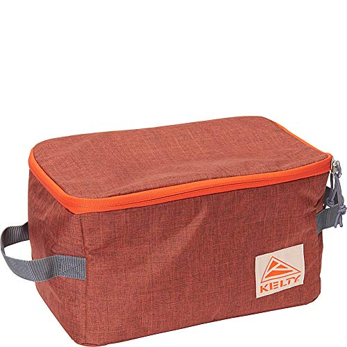 Kelty Organizer - Kelty Wee G Outdoor Collapsible Storage (Red Ochre)