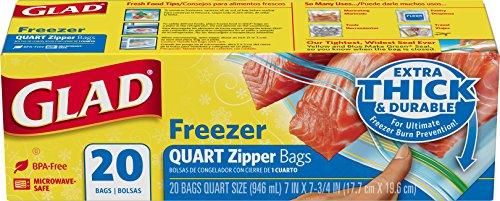 quart ziplock freezer - 6