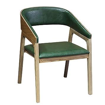 Dining Chair Chaise De Salle à Manger En Bois Massif Tabouret De