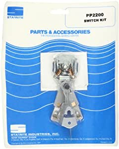 Pentair PP2200 Motor Switch Replacement Kit Sta-Rite A.O. Smith Pool and Spa Pump