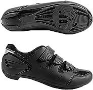 Unisex Men's Women's Bike Shoes Riding,Cycling,Indoor,Peloton Compatible with Shimano SPD &Look De