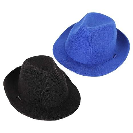 B Blesiya 2 Piezas Sombrero de Mascota Clásico Vaquero para ...