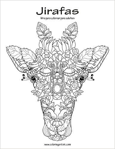 Google books descarga gratuita en línea Jirafas libro para colorear ...